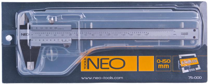 Штангенциркуль Neo 75-000