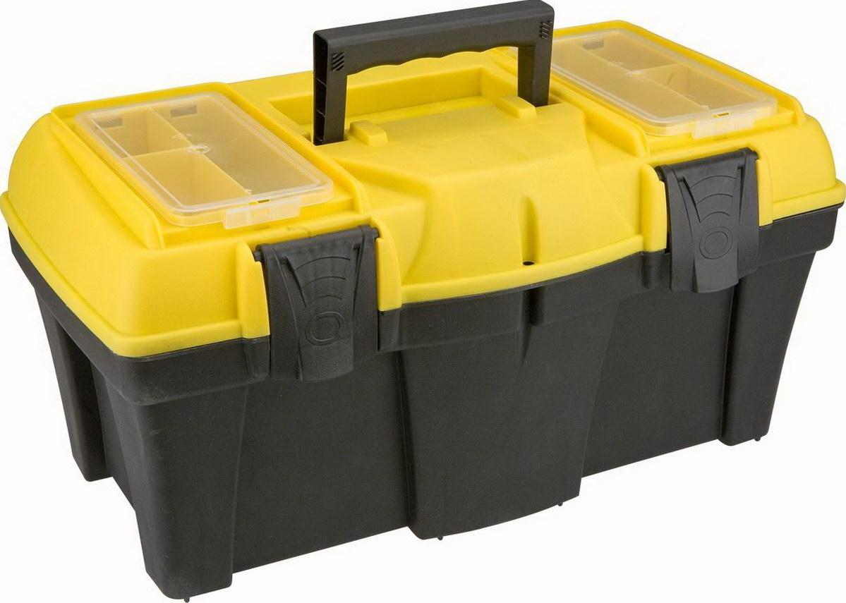Ящик для инструментов Topex 79r124 ящик для инструментов truper т 15320