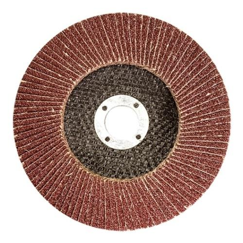 Круг Лепестковый Торцевой (КЛТ) Hitachi КЛТ 125 Х 22 Р 24 (№63) круг лепестковый торцевой клт hitachi клт 180 х 22 р 40 40