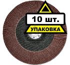 Круг Лепестковый Торцевой (КЛТ) HITACHI КЛТ 125 Х 22 Р 80 (№20)