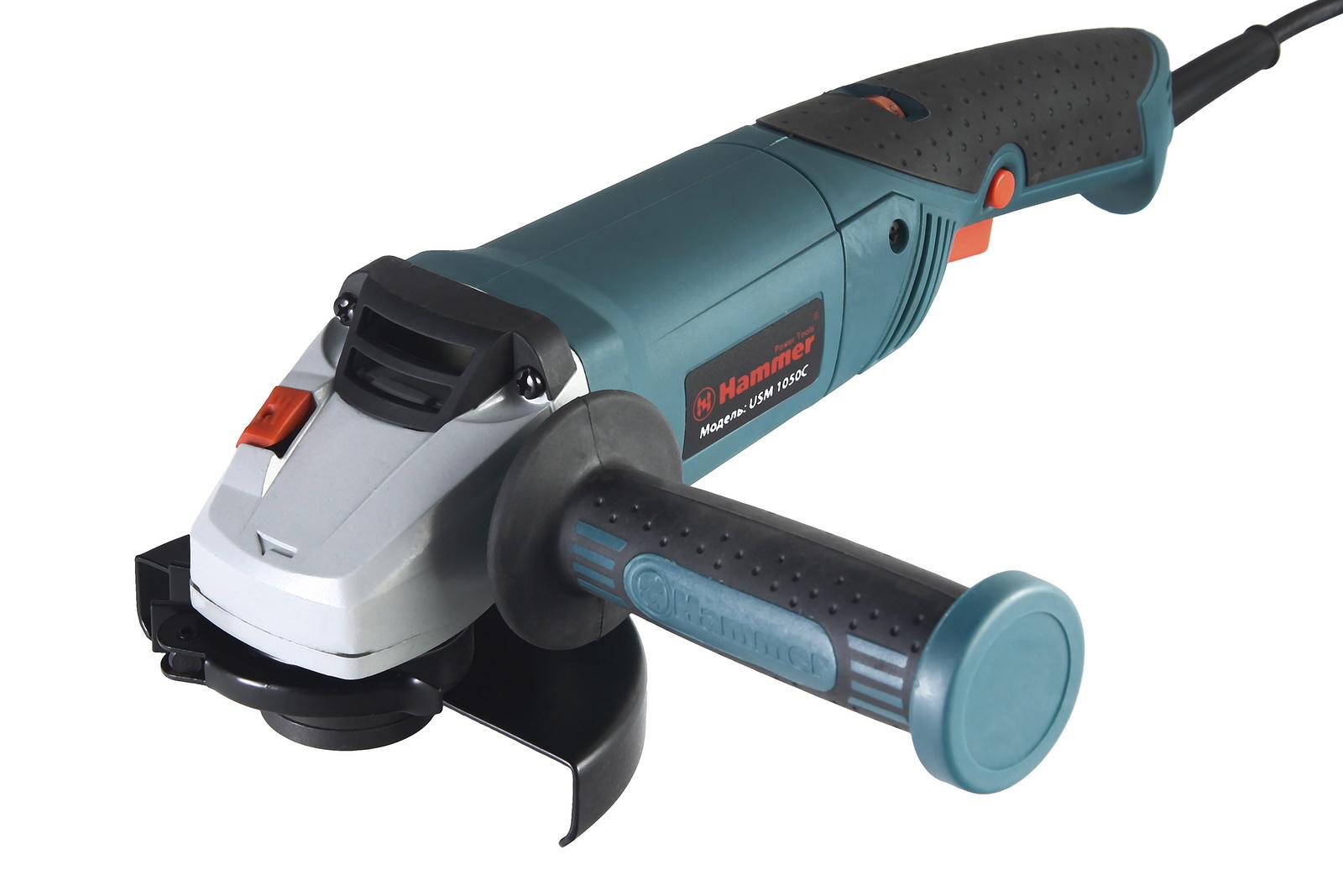 УШМ (болгарка) Hammer Usm1050c premium профессиональный штроборез hammer str115 premium
