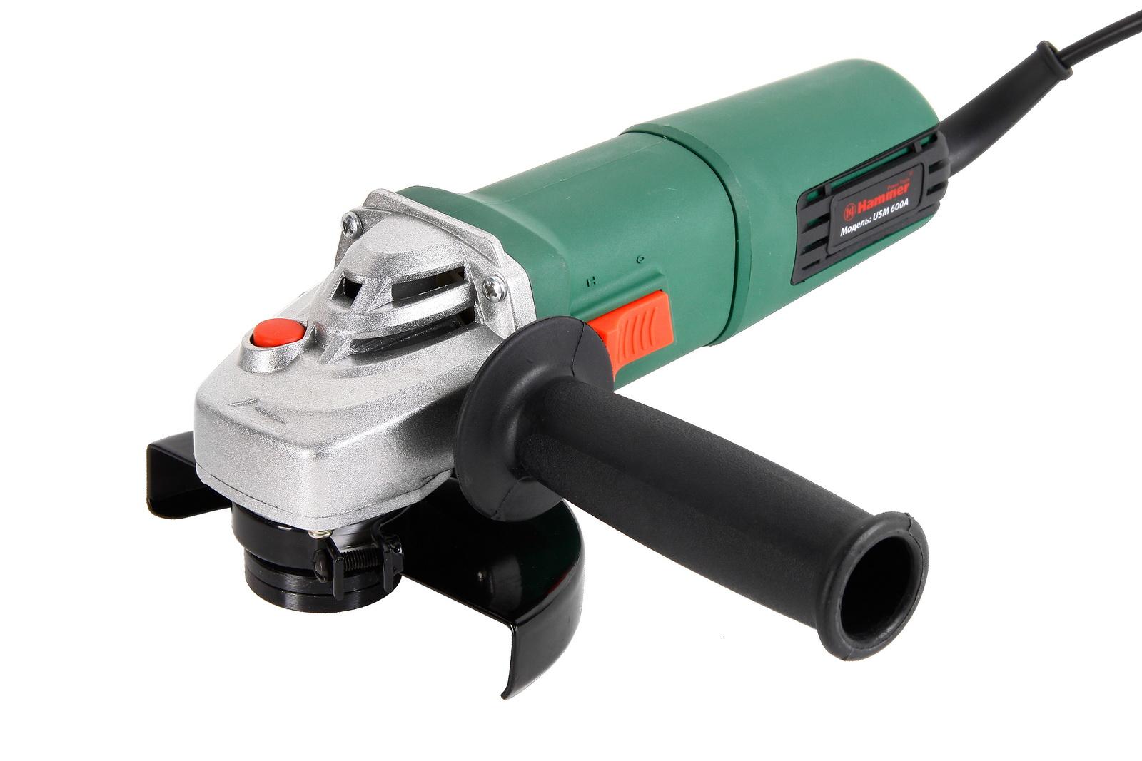 УШМ (болгарка) Hammer Usm600a