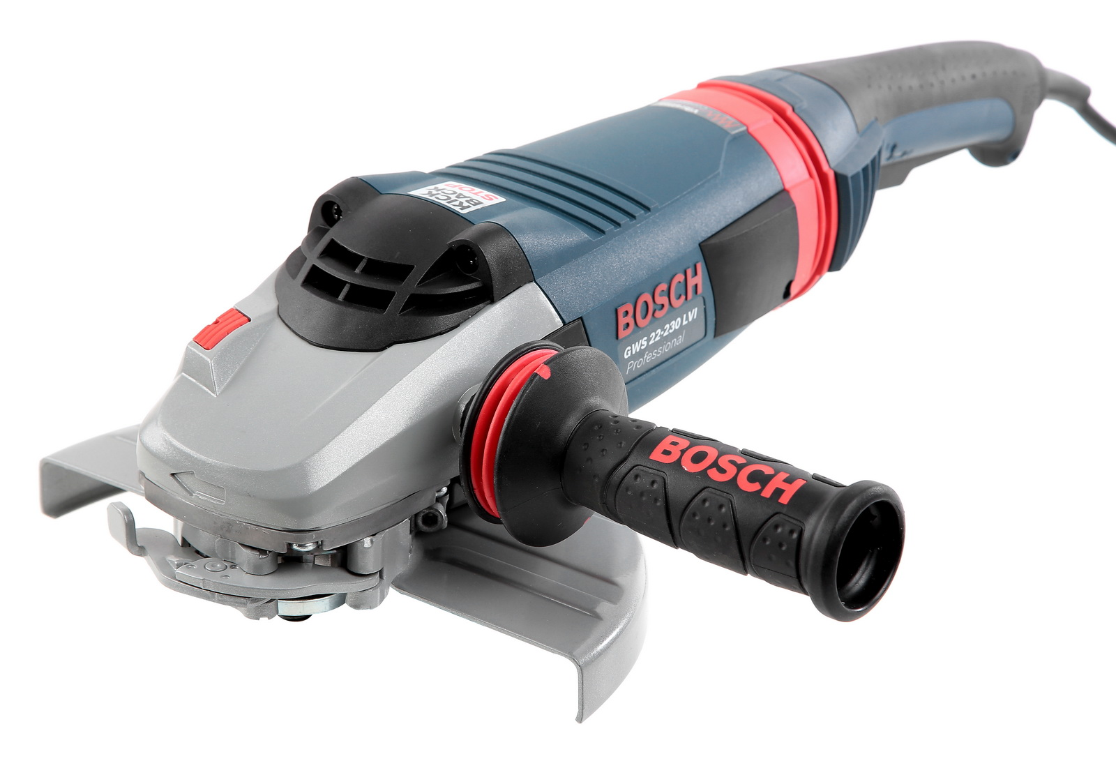 УШМ (болгарка) Bosch Gws 22-230 lvi (0.601.891.d00) угловая шлифмашина bosch gws 26 230 lvi 0 601 895 f04
