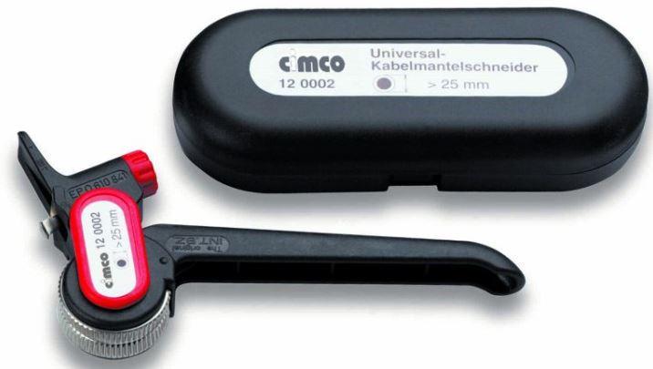 Щипцы для зачистки электропроводов Cimco 120002