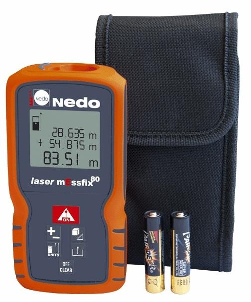 Дальномер Nedo Laser messfix 80