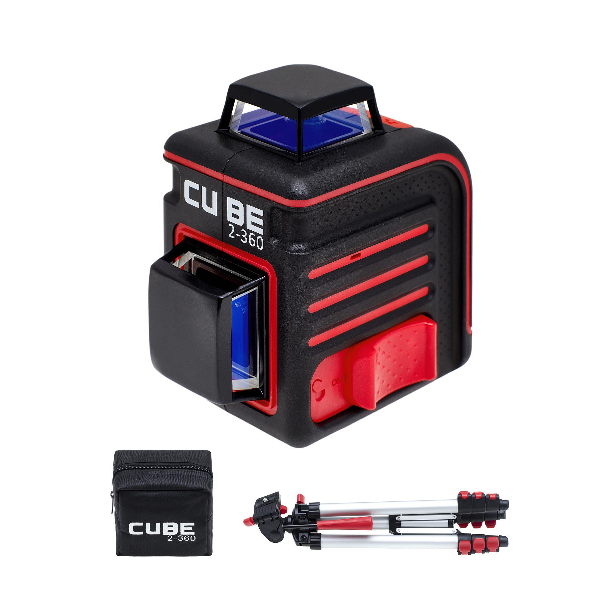 Фото 1/2 Cube 2-360 professional edition, Уровень