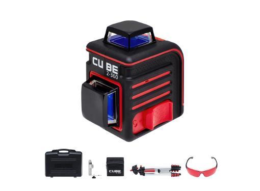 Уровень лазерный ADA Cube 2-360 Ultimate Edition
