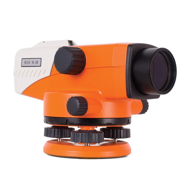 Нивелир оптический Rgk N-38 оптический нивелир rgk n 38