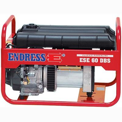 Бензиновый генератор Endress Ese 60 dbs
