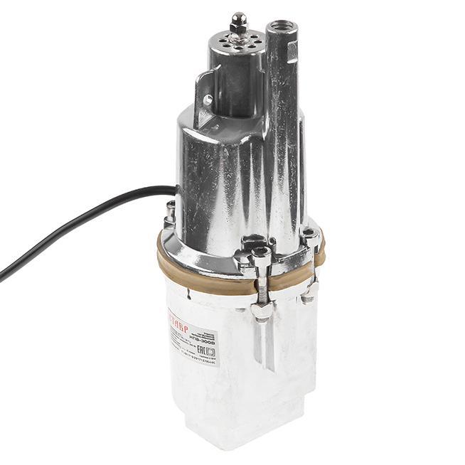 Погружной вибрационный насос СТАВР НПВ-300 В цена 2017
