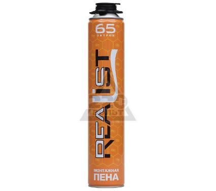 Пена монтажная REALIST PRO Orange 65л