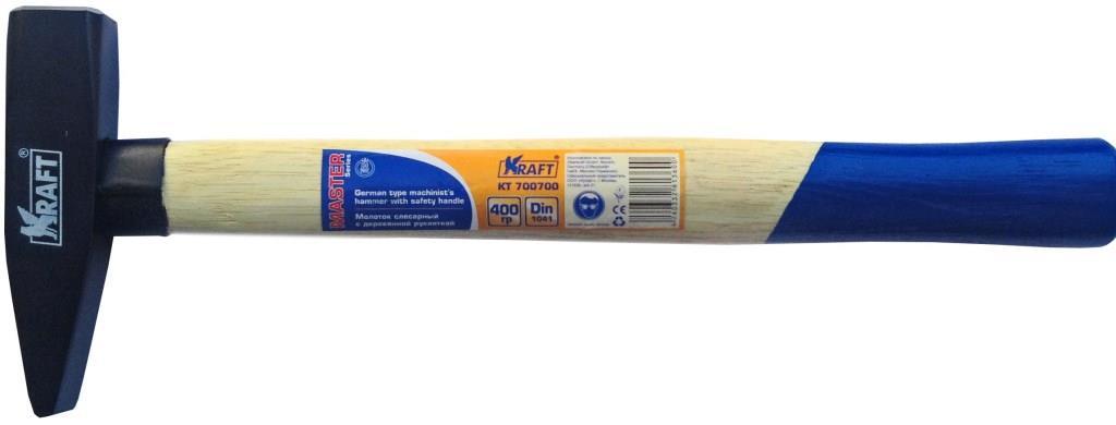 Молоток слесарный Kraft КТ 700701 удлинитель kraft кт 700600