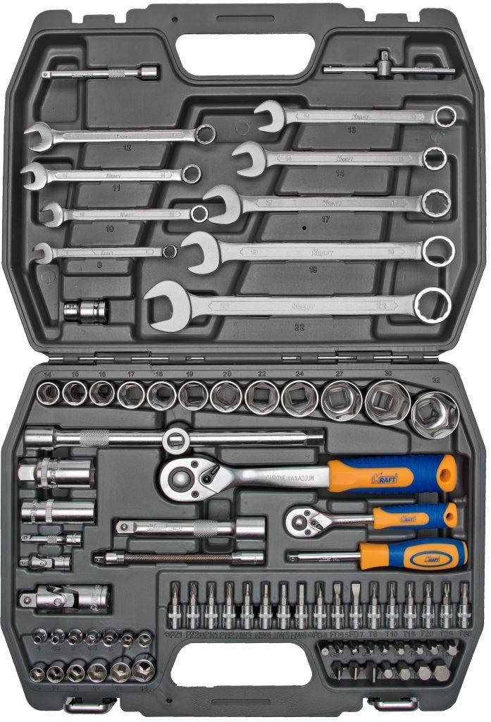 Купить Набор инструментов универсальный Kraft КТ 700305