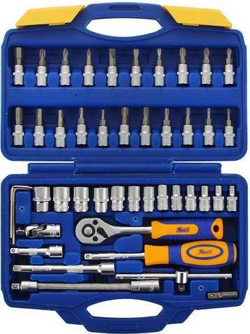 Набор инструментов Kraft КТ700618 набор инструментов kraft professional 1 2 25 предметов
