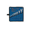 Ключ гаечный комбинированный KRAFT КТ 700553 (6 - 20 мм)