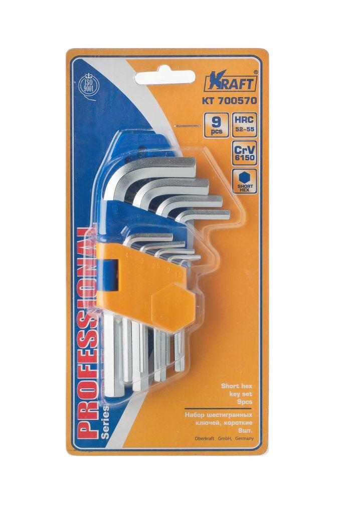 Набор ключей Kraft КТ 700570