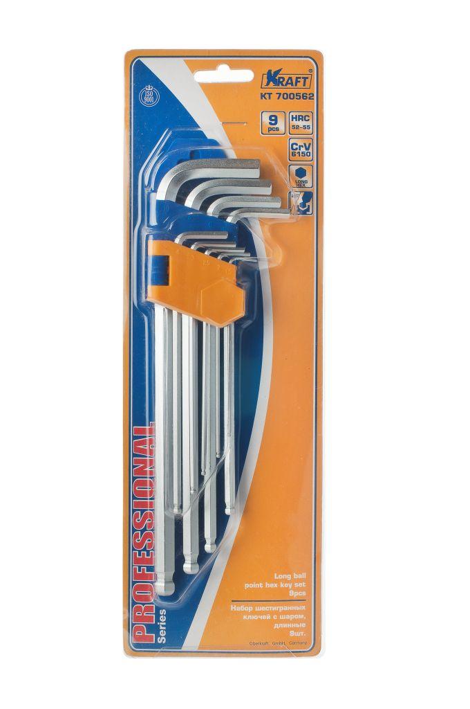 Набор ключей Kraft КТ700562
