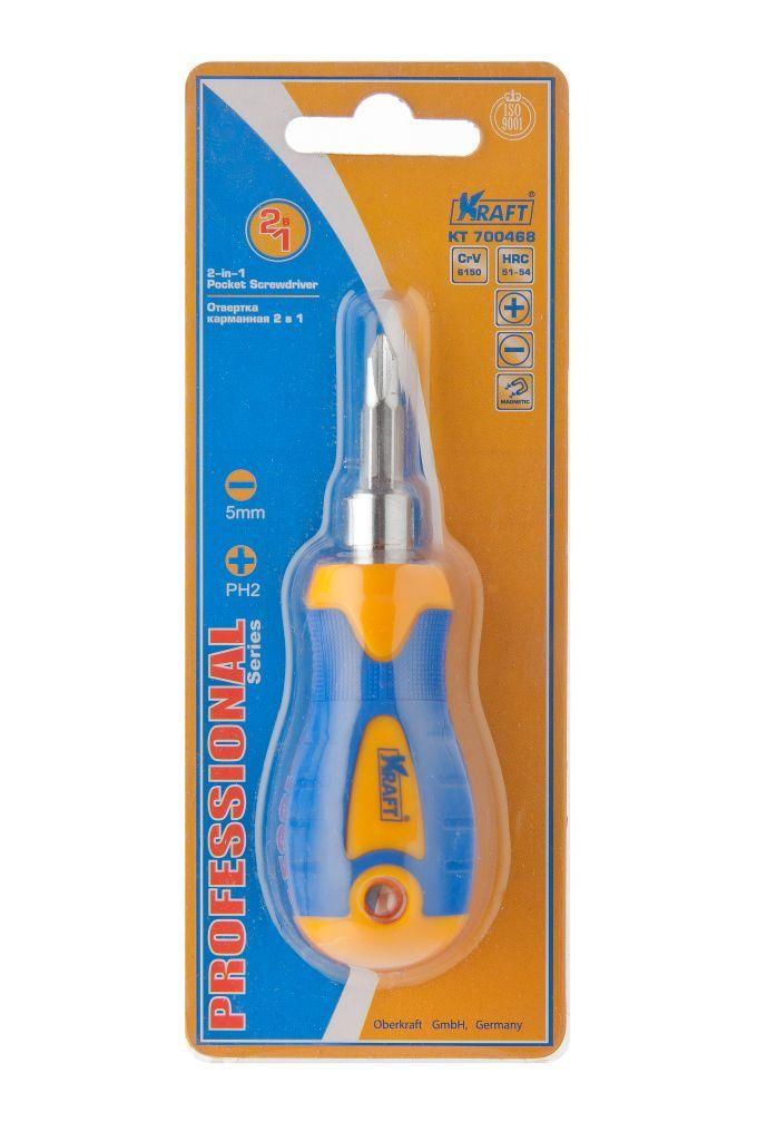 Отвертка Kraft КТ 700468 отвертка kraft kt 700428