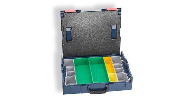Ящик Bosch L-boxx 102 set 6 pcs (1.600.a00.1s4) электроинструмент bosch gsr 14 4 ve ec 4 0ah x2 l boxx 06019f1001