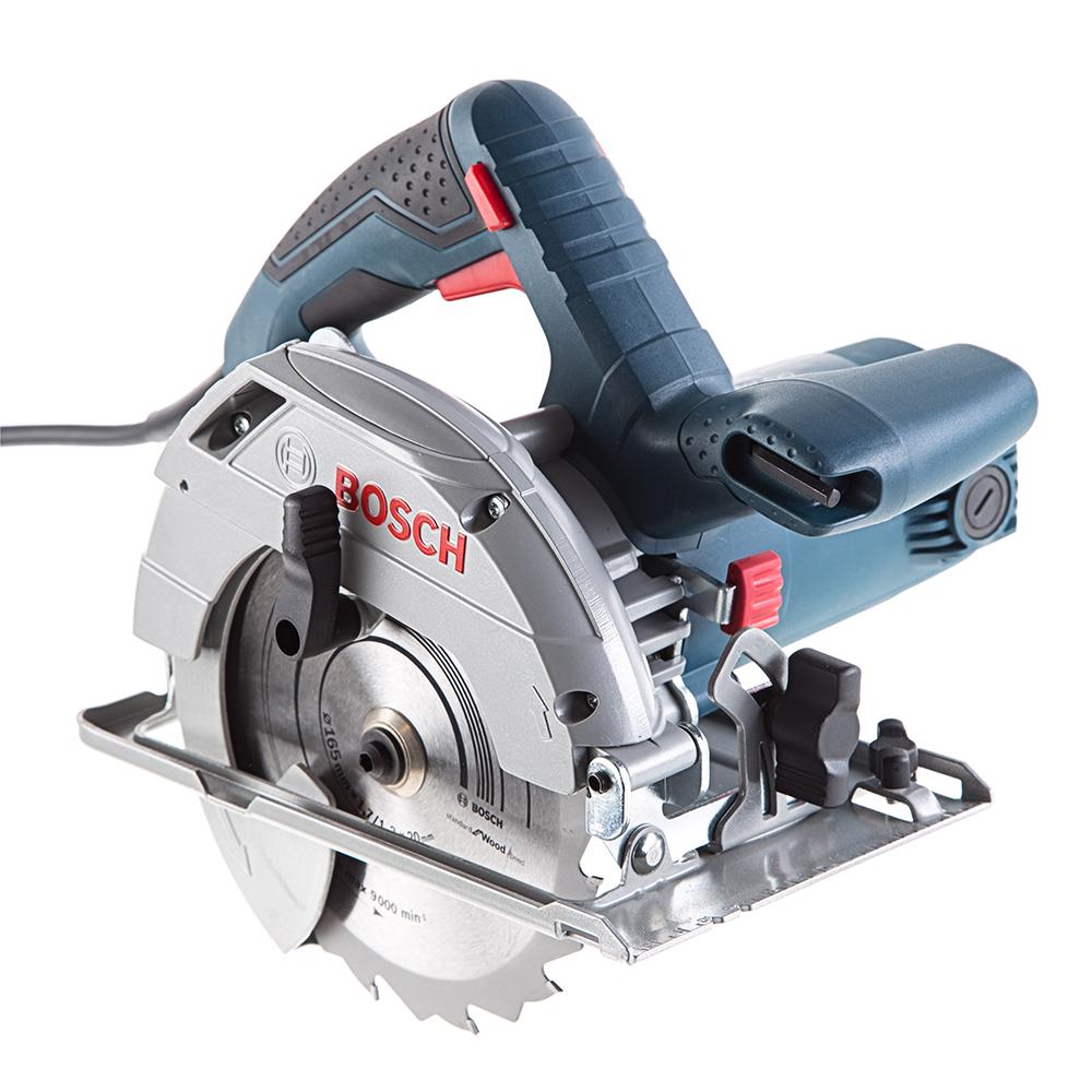 Пила циркулярная Bosch Gks 165 (0.601.676.100) дисковая пила bosch gks 65 gce 0601668901