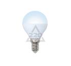 Лампа светодиодная VOLPE LED-G45-6W/NW/E14/FR/O 10шт