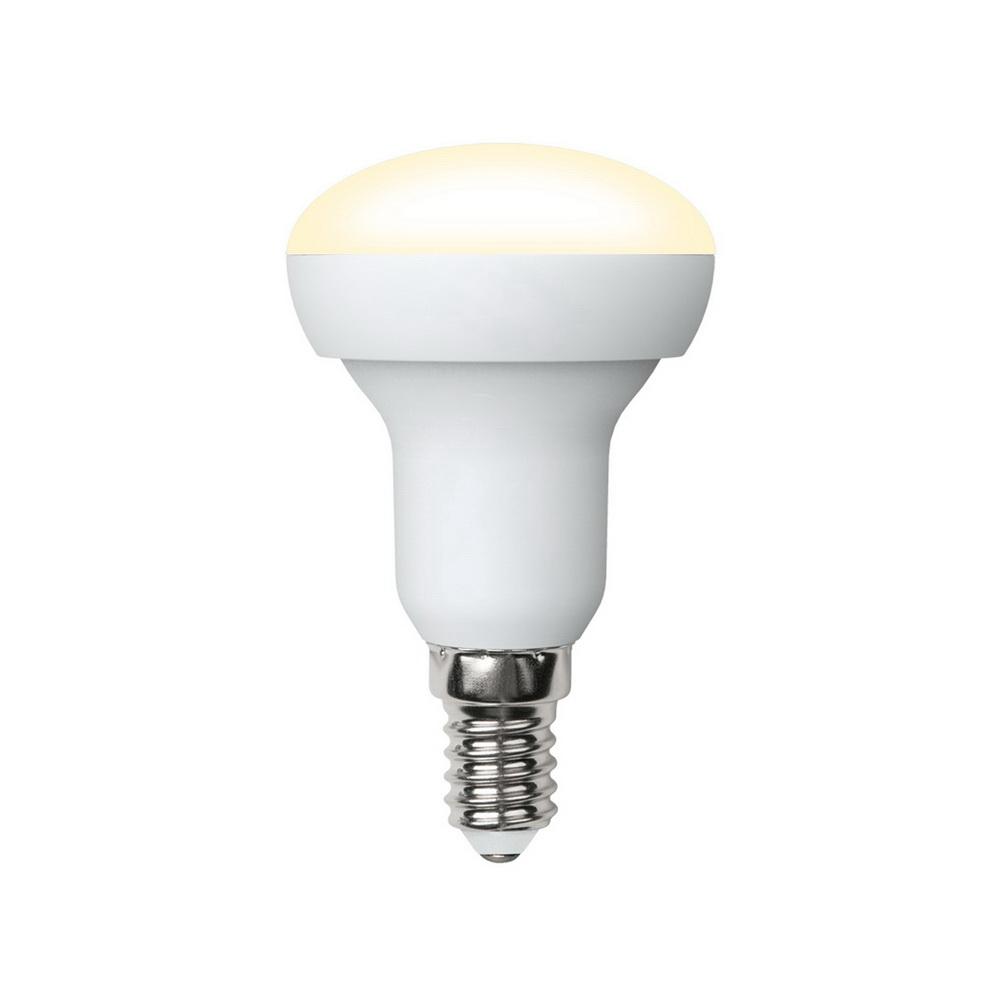 Лампа светодиодная Volpe Led-r50-6w/ww/e14/fr/o 10шт