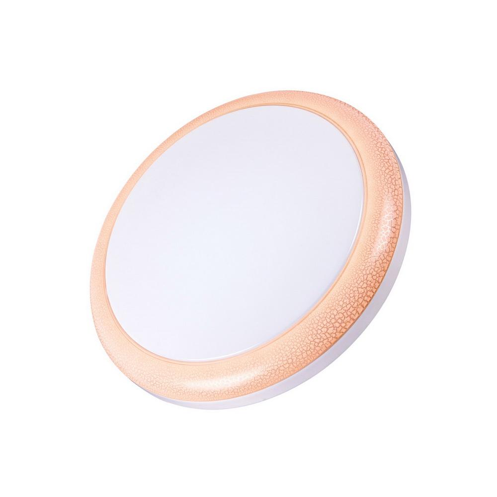 Светильник встраиваемый Uniel Uli-q101 18w/nw white/pink подставка для светильника ul 00003282 uniel ufp g03s white