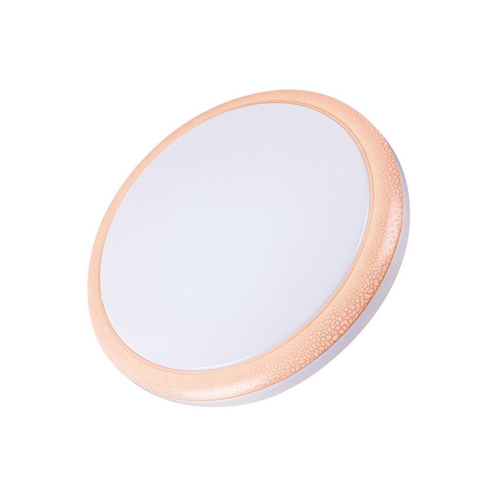 Светильник встраиваемый Uniel Uli-q101 24w/nw white/pink