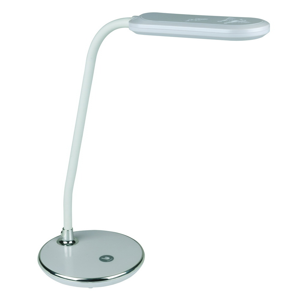 Лампа настольная Volpe Tld-522 silver/led/360lm/6000k/dimmer носки низкие toy machine turtle ankle page 1 href