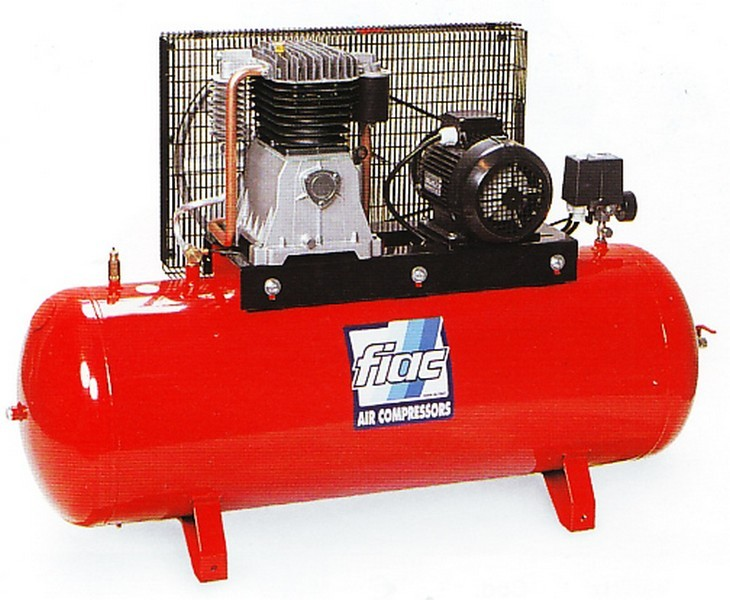 Компрессор Fiac Ab 100-858 поршневой компрессор fiac abt 500 1350