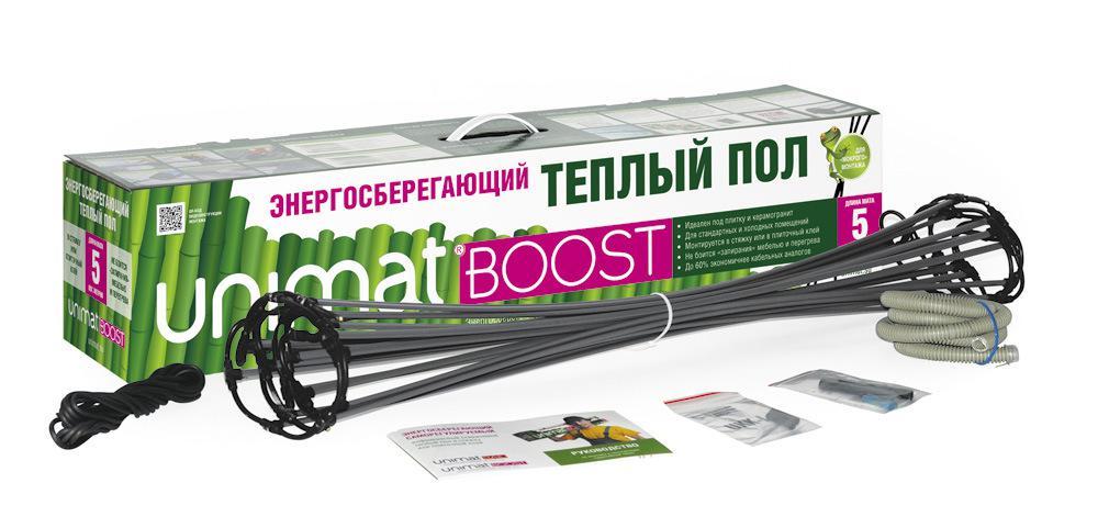 Инфракрасный стержневой теплый пол Caleo Unimat boost-0100 цена и фото