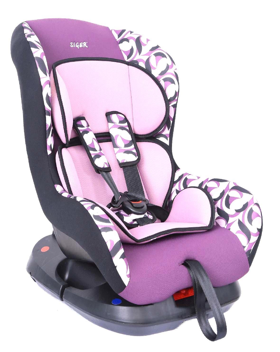 Кресло детское автомобильное Siger Наутилус kres0306