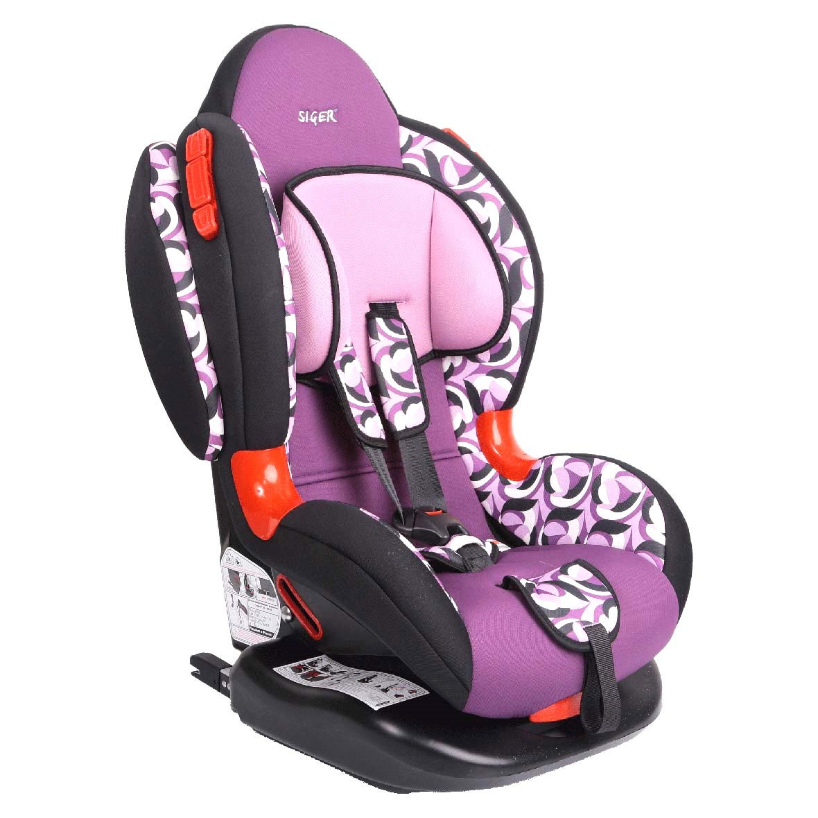 Купить Кресло детское автомобильное Siger Кокон isofix kres0299