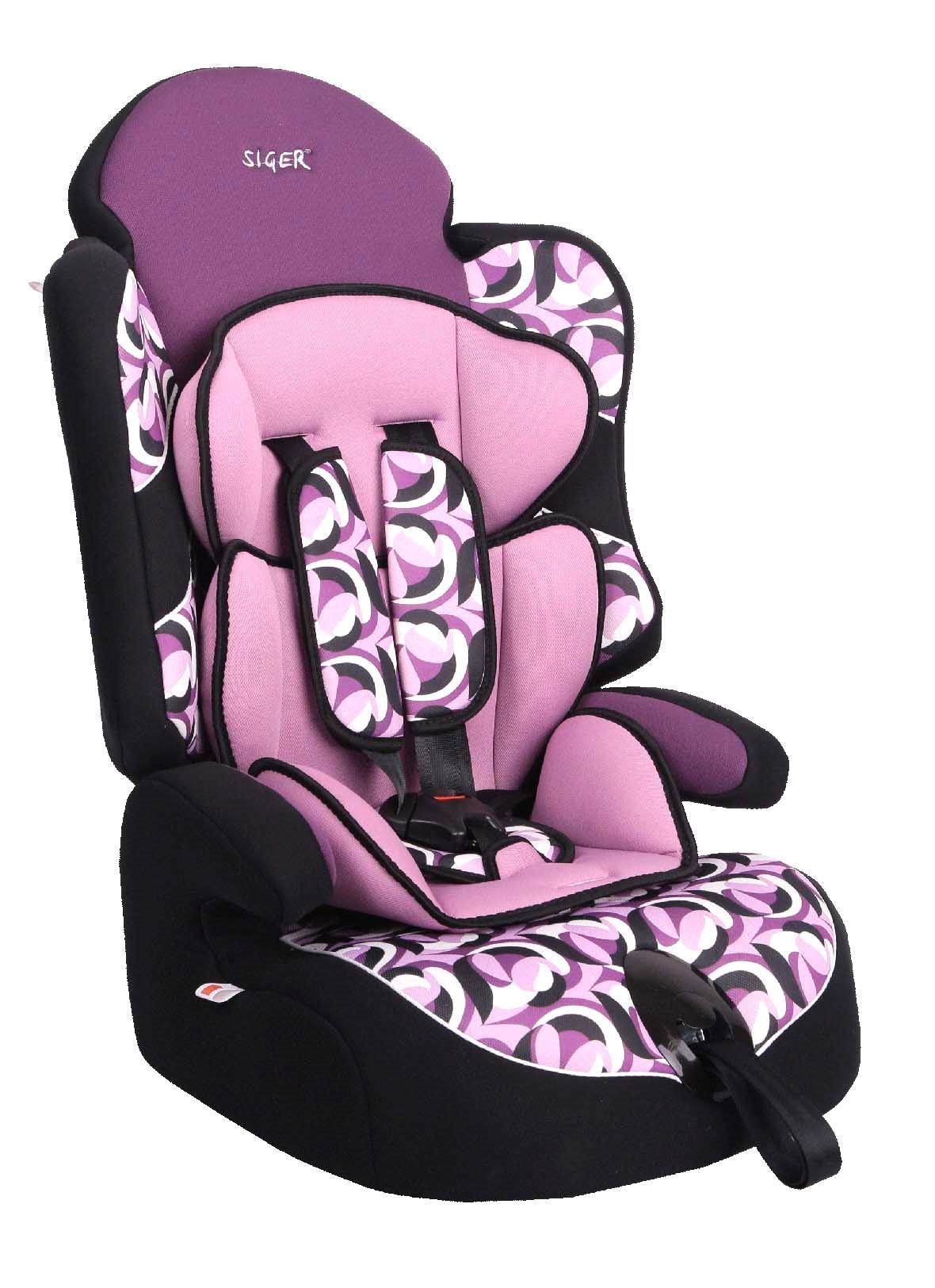 Купить Кресло детское автомобильное Siger ДРАЙВ kres0279