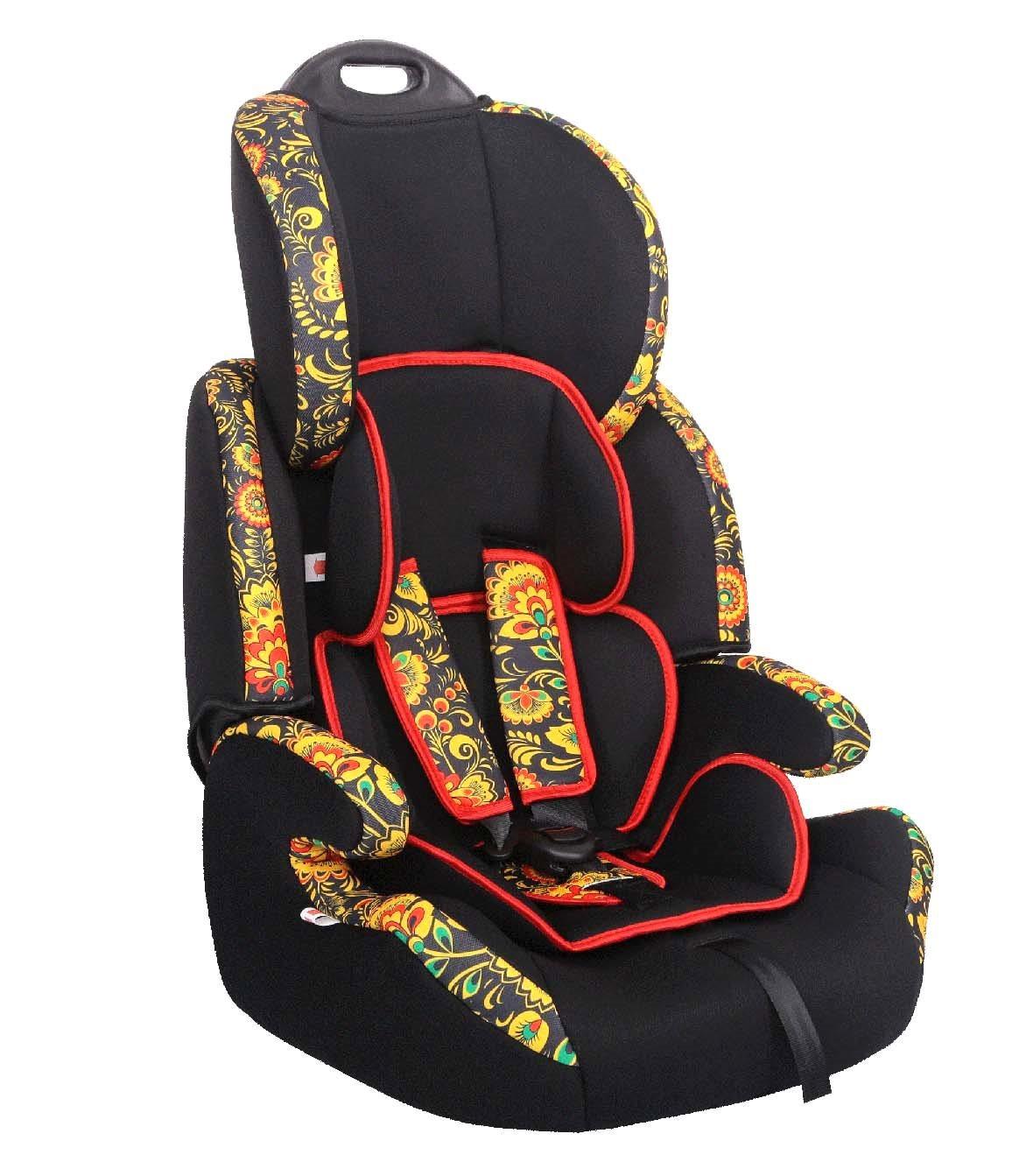 Купить Кресло детское автомобильное Siger СТАР kres0460