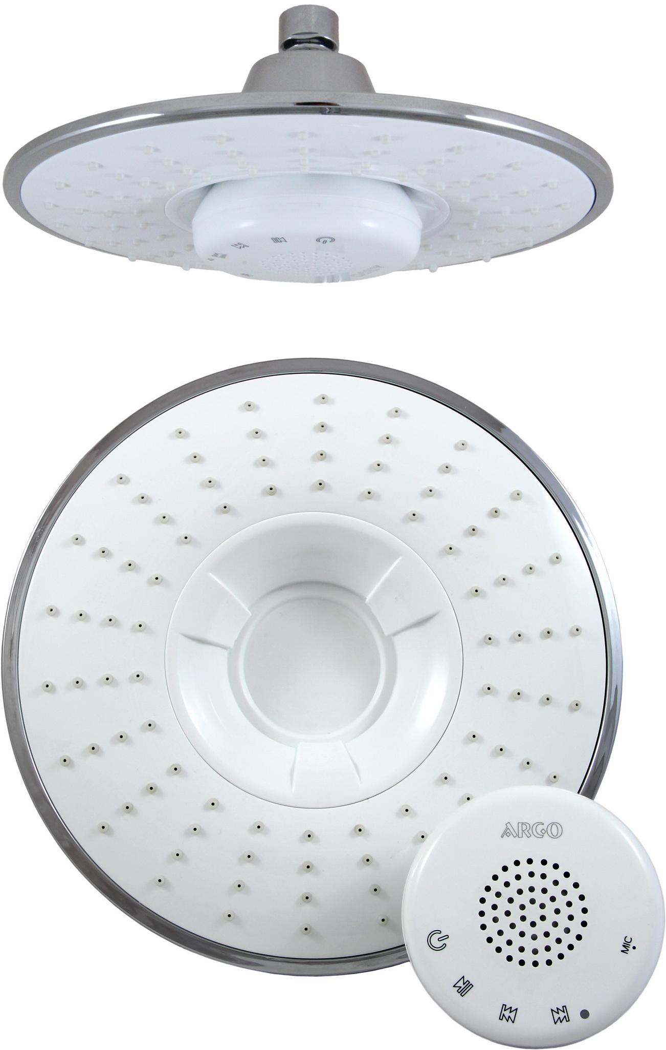 Душ верхний Argo Sound 34983 гарнитуры душевые argo набор для биде лейка шланг кронштейн argo dina блистер