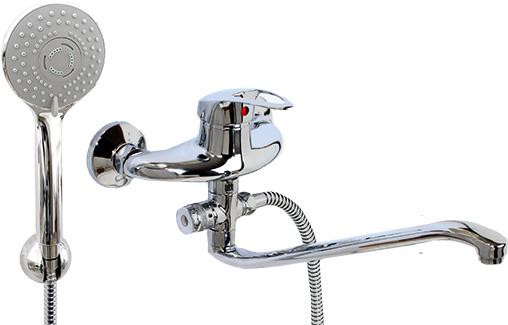 Смеситель Argo 40-s35l/d olio смеситель для ванны argo 40 s35l d jamaica
