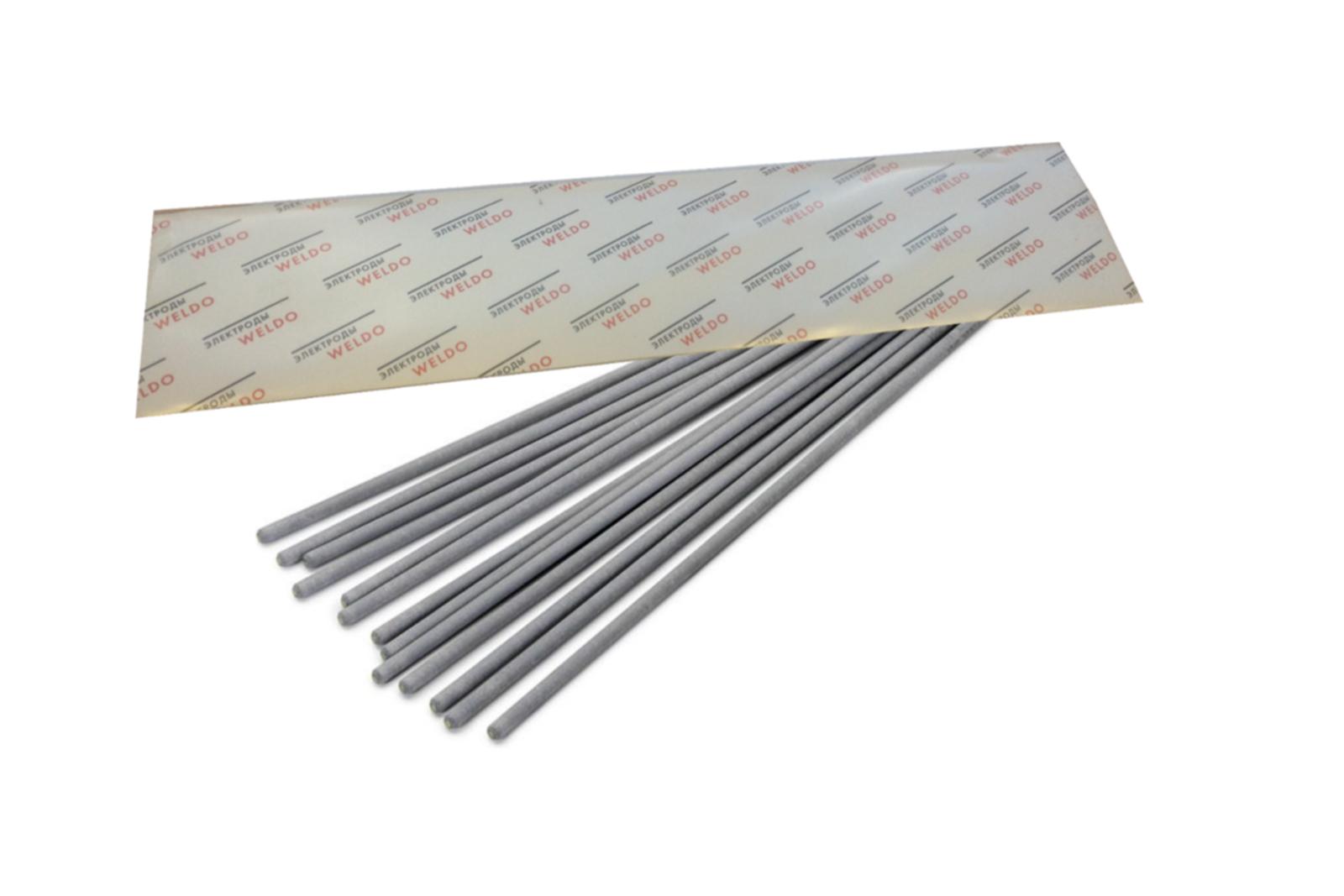 Электроды для сварки Weldo R-143 Ф2.0мм электроды для сварки wester ано 4 3 0мм 1кг