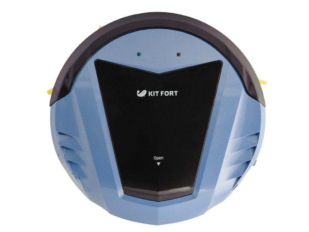 Робот-пылесос Kitfort Kt-511-2 робот пылесос iclebo arte сухая уборка серебристый