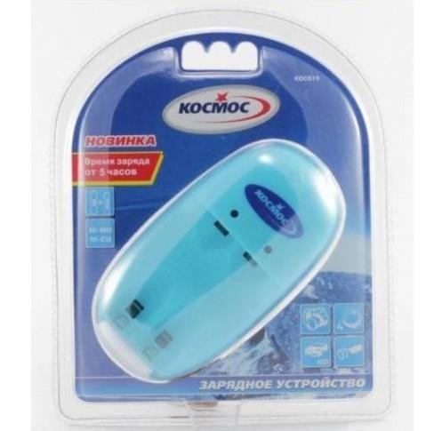Зарядное устройство КОСМОС Koc519blue