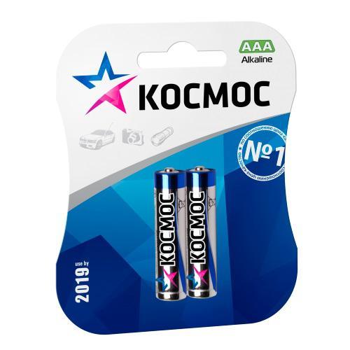 Батарейка КОСМОС Koclr032bl батарейка космос koclr6 24box