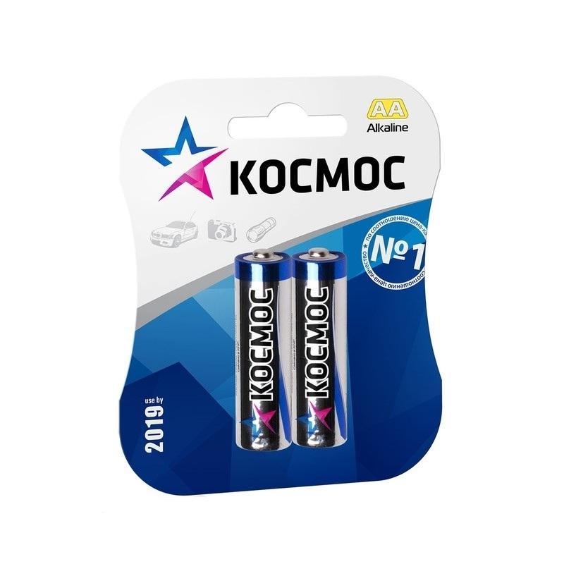 Батарейка КОСМОС Koclr62bl батарейка космос koclr6 24box