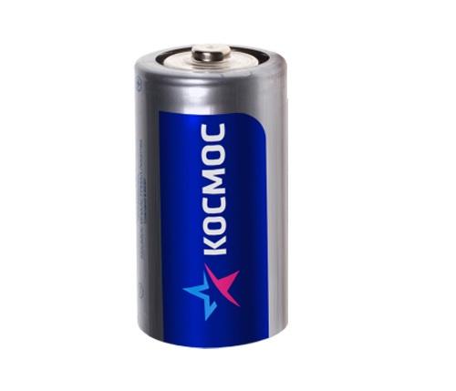 Батарейка КОСМОС R20 батарейка космос koclr6 24box
