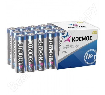 Батарейка КОСМОС Koclr6_24box