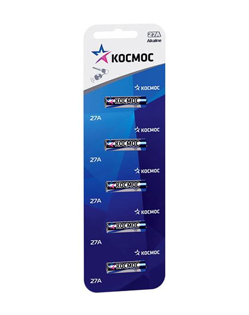 Батарейка КОСМОС Koc27a5bl