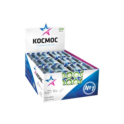 Батарейка КОСМОС Koclr6_96box