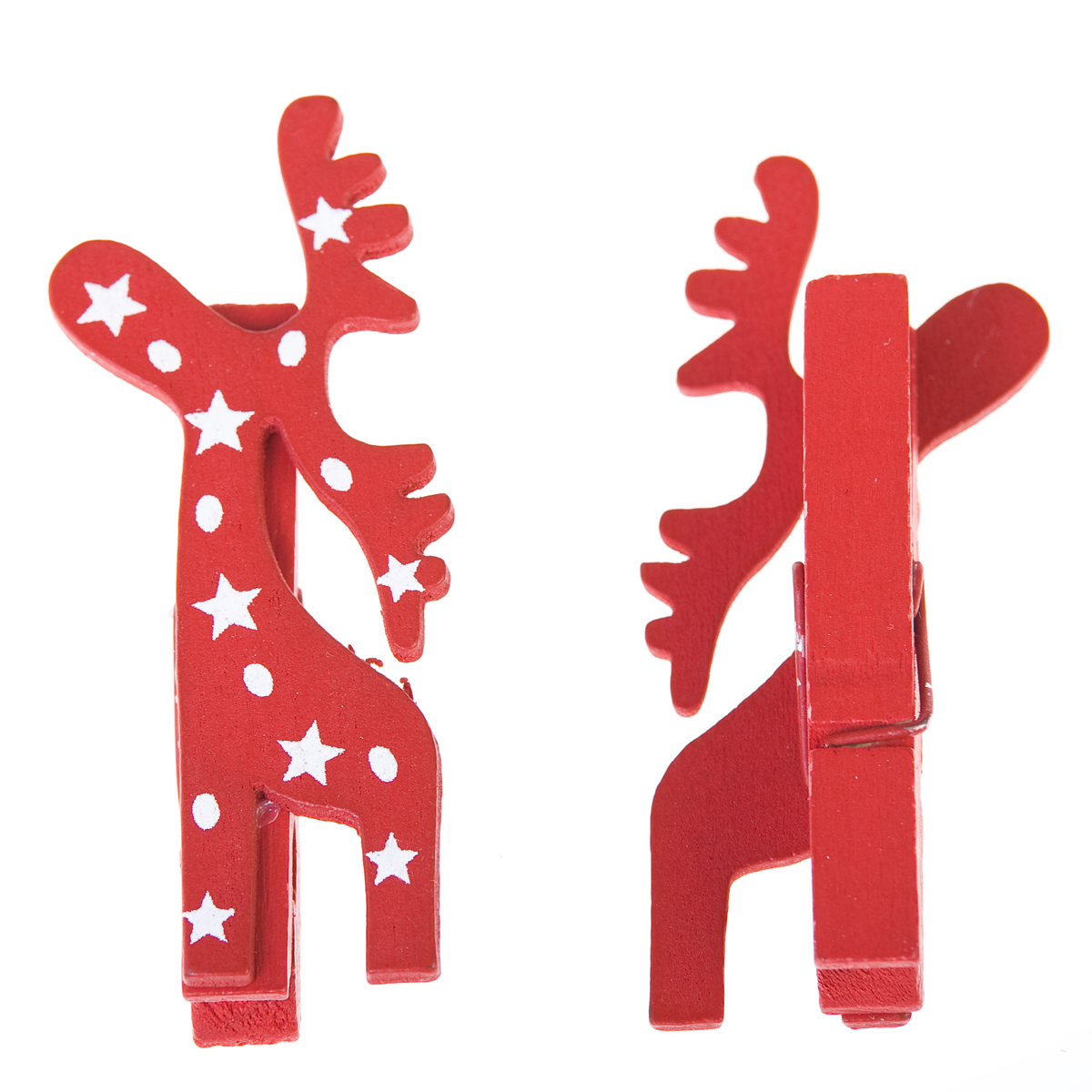 Декор Lunten ranta Лоси 66328 новогодняя гирлянда lunten ranta сказка цвет красный длина 2 м