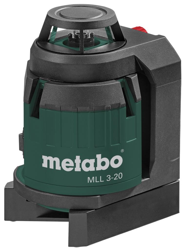 Купить Уровень Metabo Mll3-20 (606167000)