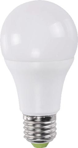 Лампа светодиодная Asd Led-a60-standard 5Вт Е27 3000К 160-260В лампа светодиодная asd led свеча standard 7 5вт 160 260в е14 4000к