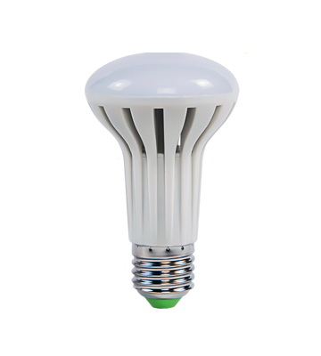 Лампа светодиодная Asd Led-r63-standard 5.0Вт 160-260В Е27 4000К светильник asd nrlp eco 1445 14w 160 260v 4000к white 4690612004365